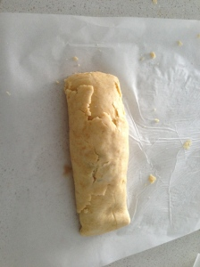 My roll looked a bit dodgy