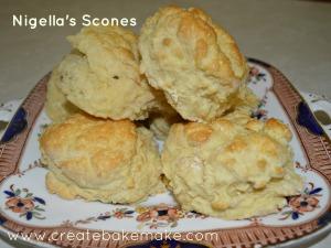 Nigella's scones